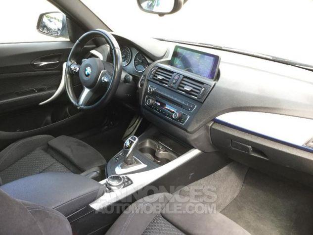 BMW Série 1 125dA 218ch M Sport 3p Mineralgrau  metallise Occasion - 2