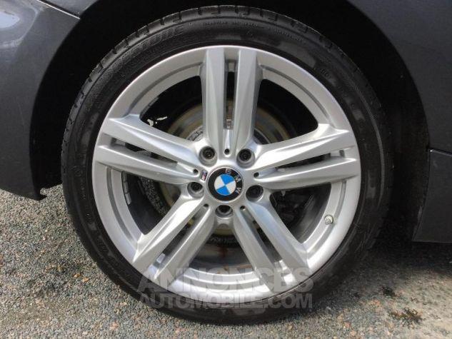 BMW Série 1 125dA 218ch M Sport 3p Mineralgrau  metallise Occasion - 4
