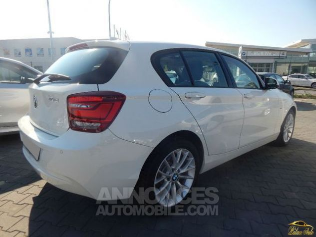 BMW Série 1 BMW 118d Urban Line 143cv Toit ouvrant Blanc Alpin Occasion - 2