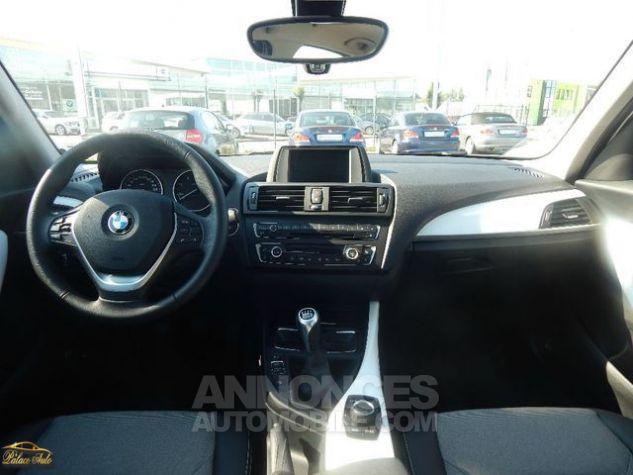 BMW Série 1 BMW 118d Urban Line 143cv Toit ouvrant Blanc Alpin Occasion - 3