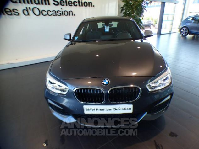 BMW Série 1 M135iA xDrive 326ch 3p Mineralgrau metallise Occasion - 1