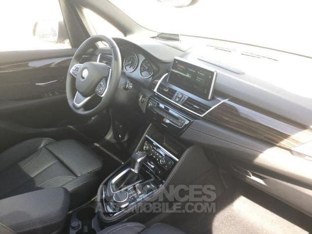 BMW Série 2 216dA 116ch Luxury Saphirschwarz Métal Occasion - 2