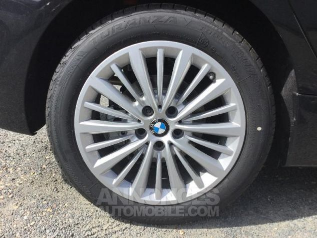 BMW Série 2 216dA 116ch Luxury Saphirschwarz Métal Occasion - 6