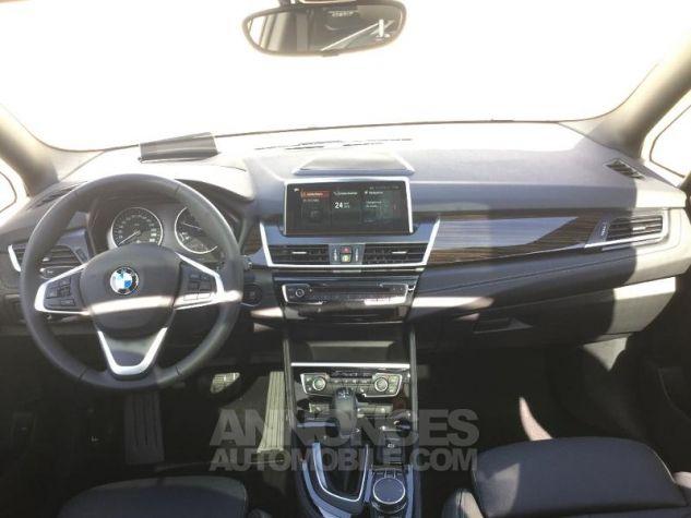 BMW Série 2 216dA 116ch Luxury Glaciersilber métallisée Occasion - 3