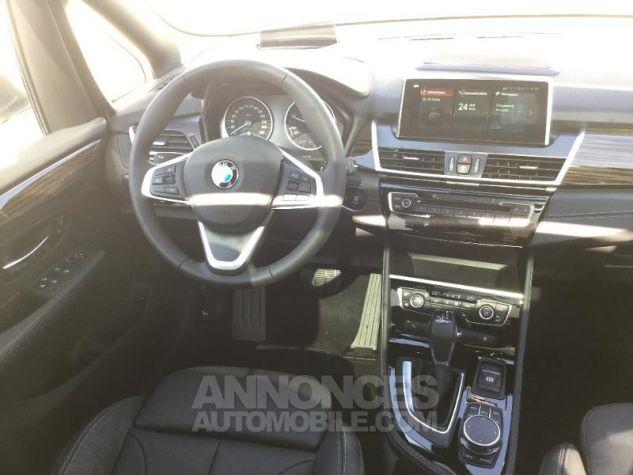 BMW Série 2 216dA 116ch Luxury Glaciersilber métallisée Occasion - 4