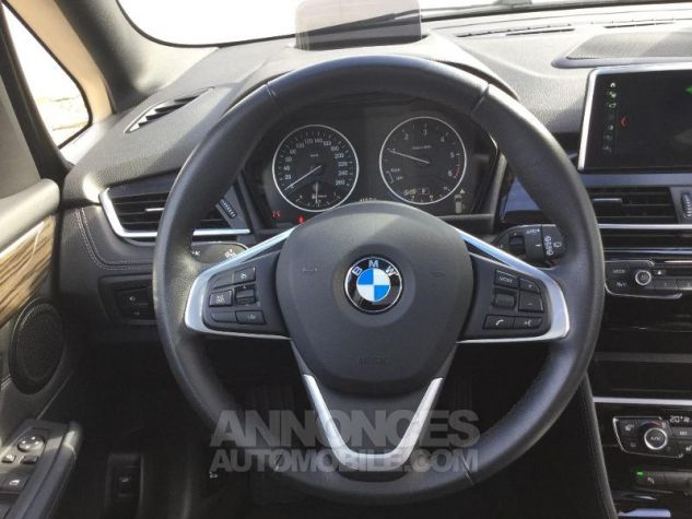 BMW Série 2 216dA 116ch Luxury Glaciersilber métallisée Occasion - 7