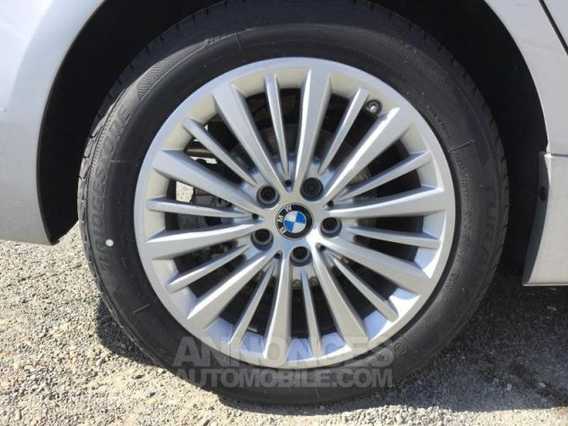 BMW Série 2 216dA 116ch Luxury Glaciersilber métallisée Occasion - 10
