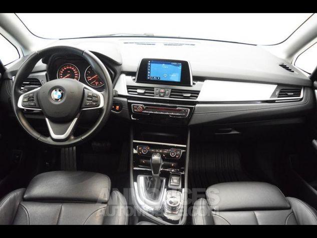BMW Série 2 216dA 116ch Luxury Alpinweiss Occasion - 2