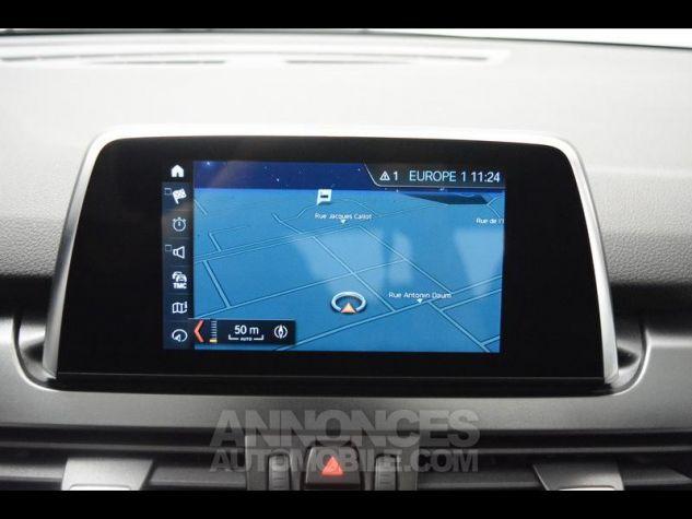 BMW Série 2 216dA 116ch Luxury Alpinweiss Occasion - 7