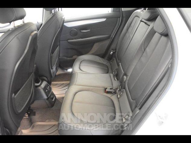 BMW Série 2 216dA 116ch Luxury Alpinweiss Occasion - 9