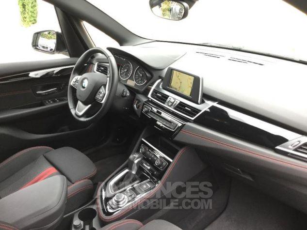 BMW Série 2 216dA 116ch Sport BLANC Occasion - 2