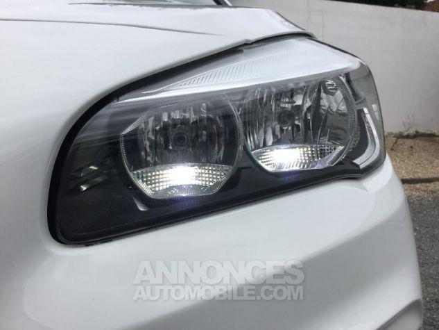 BMW Série 2 216dA 116ch Sport BLANC Occasion - 10