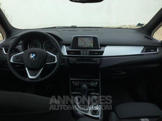 BMW Série 2 216dA 116ch Sport Mineralgrau métallisée Occasion - 3