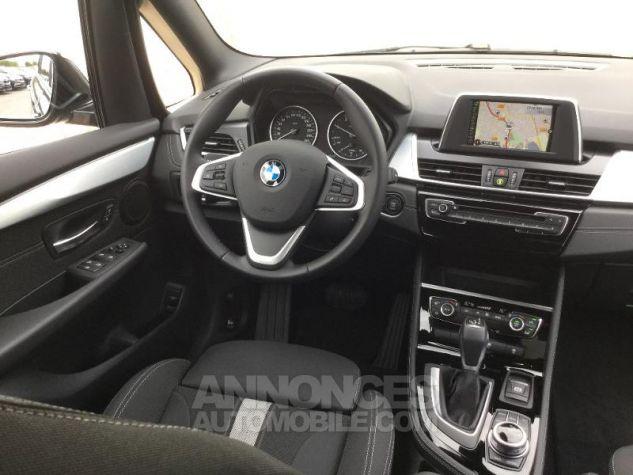 BMW Série 2 216dA 116ch Sport Mineralgrau métallisée Occasion - 4