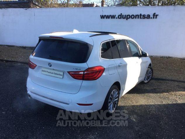 BMW Série 2 216i 109ch Luxury Alpinweiss III Occasion - 1