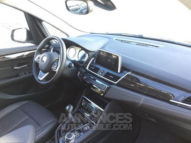 BMW Série 2 216i 109ch Luxury Alpinweiss III Occasion - 2
