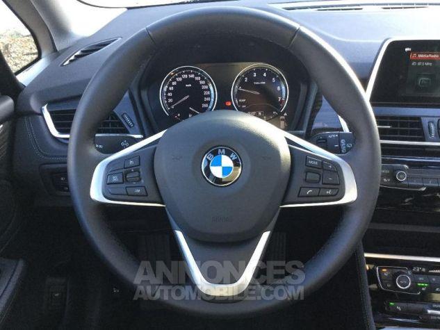 BMW Série 2 216i 109ch Luxury Alpinweiss III Occasion - 5
