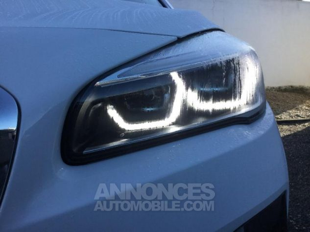 BMW Série 2 216i 109ch Luxury Alpinweiss III Occasion - 11