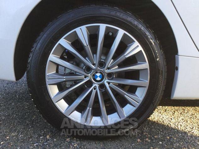 BMW Série 2 216i 109ch Luxury Alpinweiss III Occasion - 12