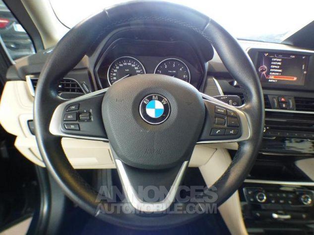 BMW Série 2 218d 150ch Luxury Imperialblau brillant metallis Occasion - 7