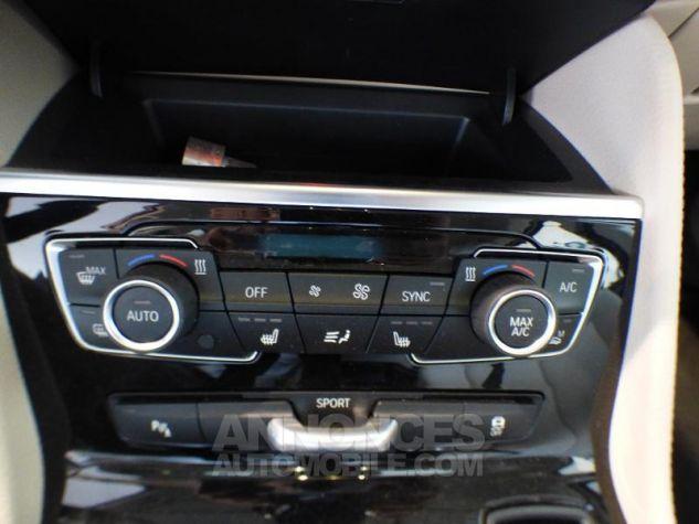 BMW Série 2 218d 150ch Luxury Imperialblau brillant metallis Occasion - 10