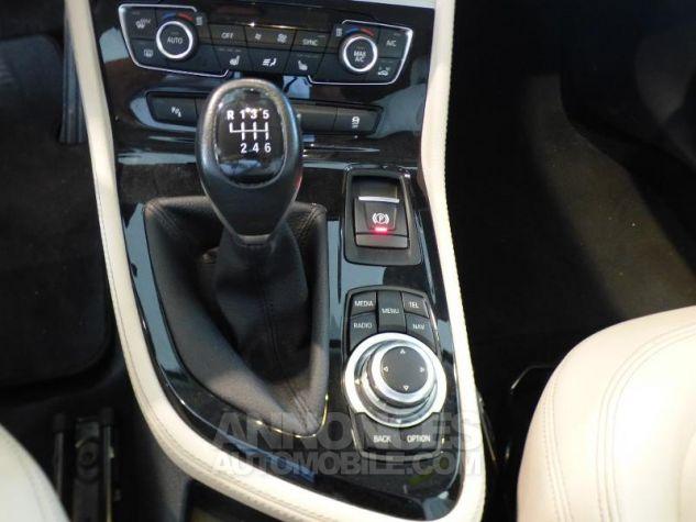 BMW Série 2 218d 150ch Luxury Imperialblau brillant metallis Occasion - 11