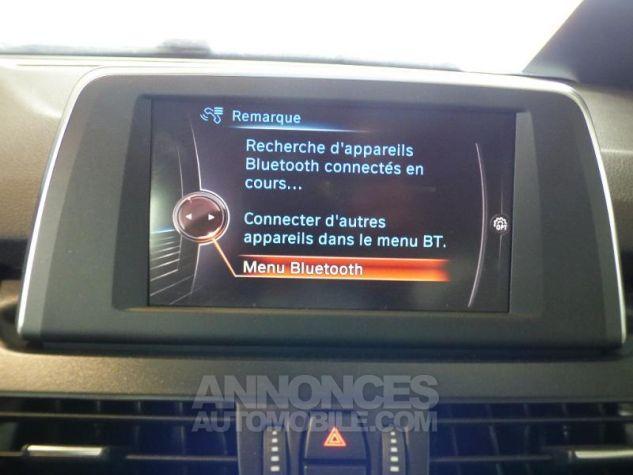 BMW Série 2 218d 150ch Luxury Imperialblau brillant metallis Occasion - 13