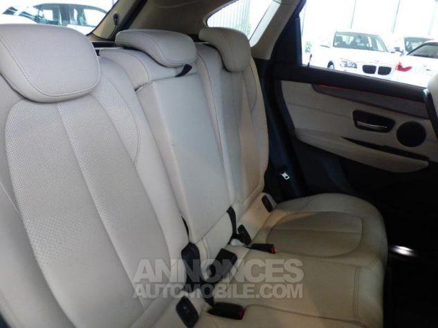 BMW Série 2 218d 150ch Luxury Imperialblau brillant metallis Occasion - 19
