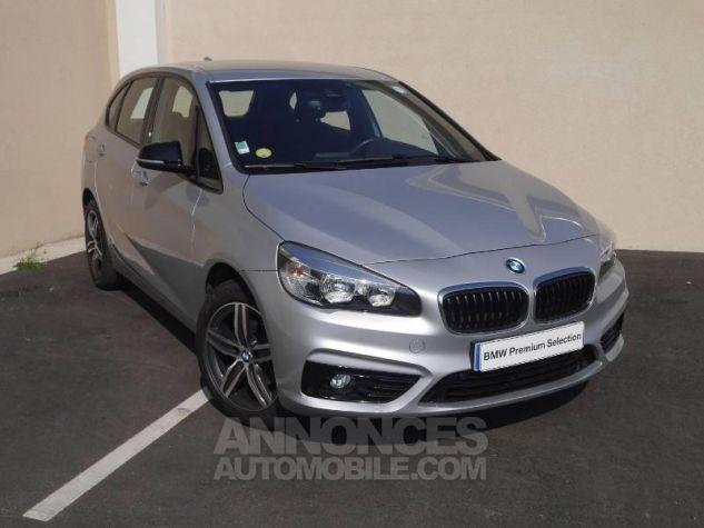 BMW Série 2 218d 150ch Sport Glaciersilber Occasion - 0