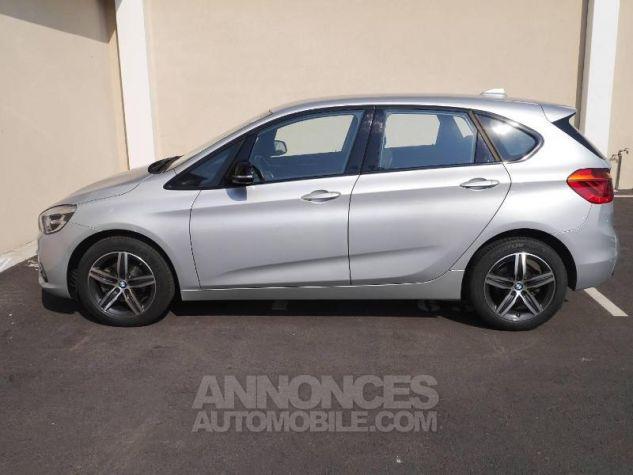 BMW Série 2 218d 150ch Sport Glaciersilber Occasion - 2