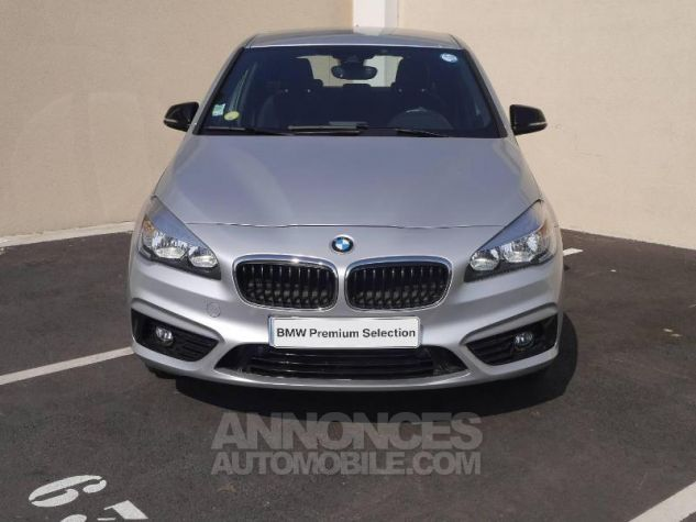 BMW Série 2 218d 150ch Sport Glaciersilber Occasion - 12