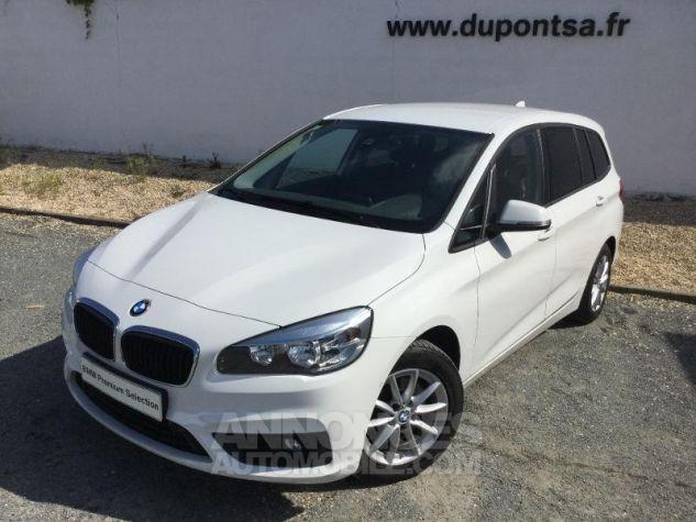 BMW Série 2 218d xDrive 150ch Business BLANC Occasion - 0