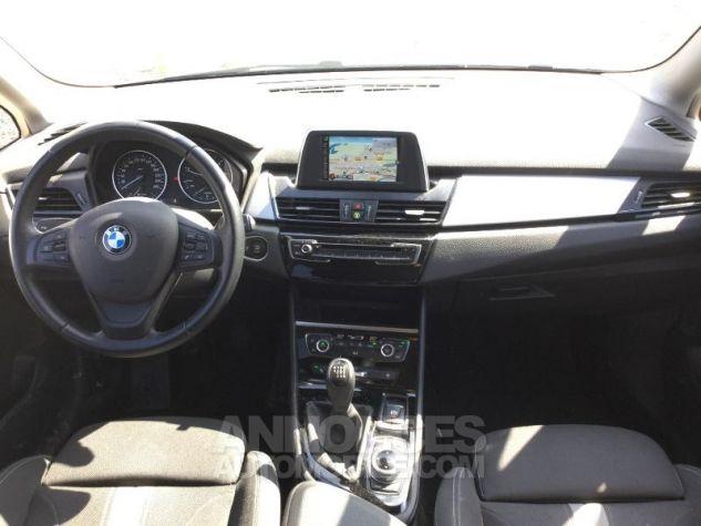 BMW Série 2 218d xDrive 150ch Business BLANC Occasion - 3