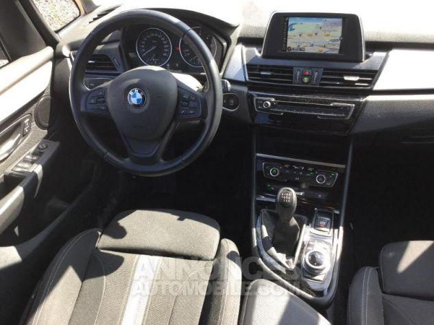 BMW Série 2 218d xDrive 150ch Business BLANC Occasion - 4