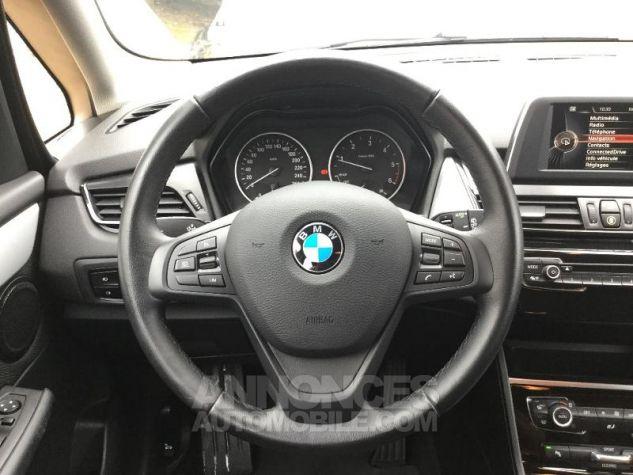 BMW Série 2 218d xDrive 150ch Business BLANC Occasion - 5