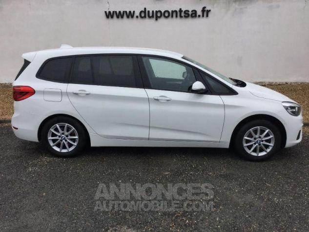 BMW Série 2 218d xDrive 150ch Business BLANC Occasion - 8