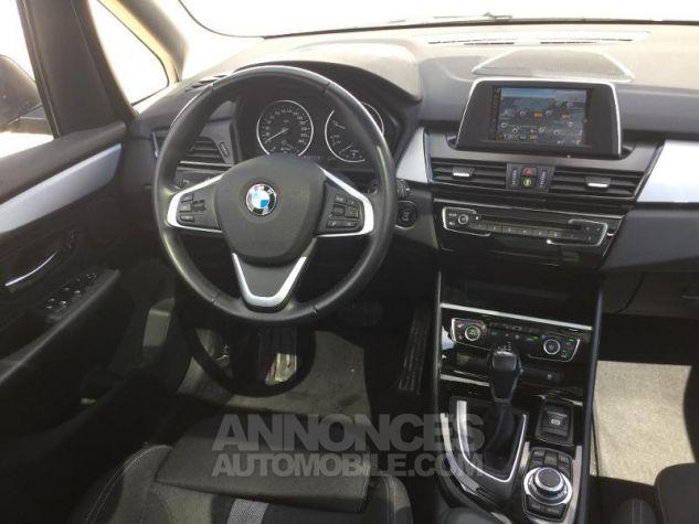 BMW Série 2 218dA 150ch Lounge Mineralgrau metallise Occasion - 4