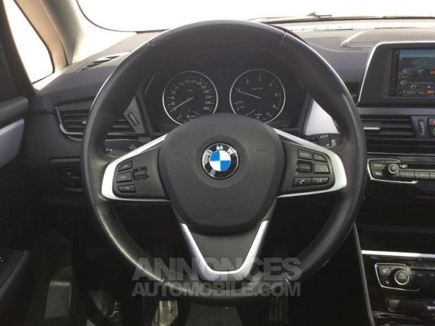 BMW Série 2 218dA 150ch Lounge Mineralgrau metallise Occasion - 5