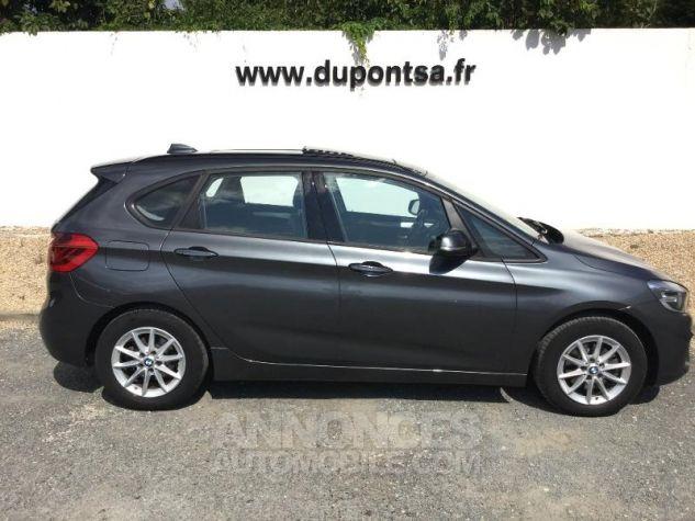 BMW Série 2 218dA 150ch Lounge Mineralgrau metallise Occasion - 8