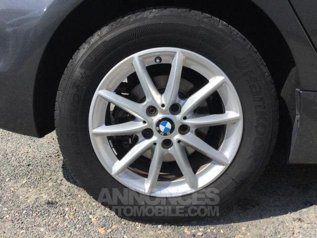 BMW Série 2 218dA 150ch Lounge Mineralgrau metallise Occasion - 10