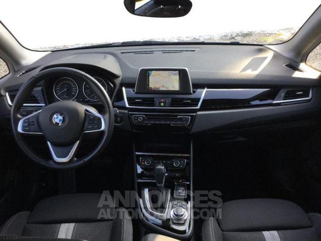 BMW Série 2 218dA 150ch Lounge BLANC Occasion - 4