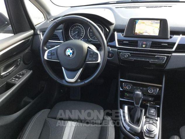 BMW Série 2 218dA 150ch Lounge BLANC Occasion - 5