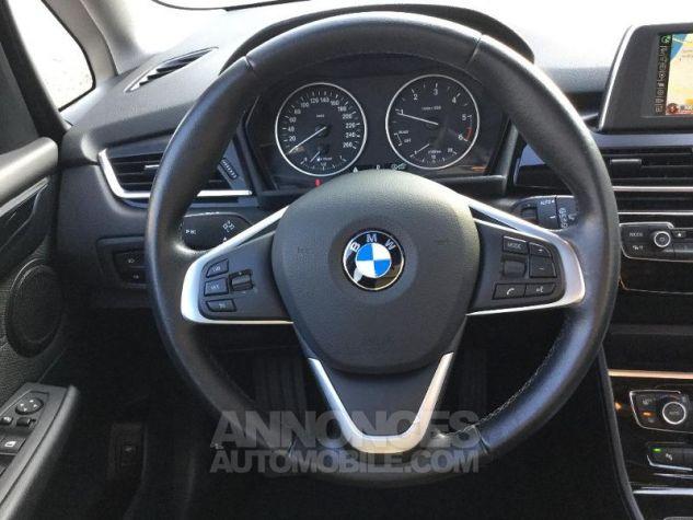 BMW Série 2 218dA 150ch Lounge BLANC Occasion - 6