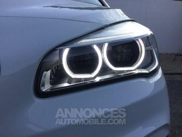 BMW Série 2 218dA 150ch Lounge BLANC Occasion - 9