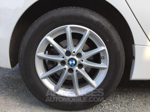 BMW Série 2 218dA 150ch Lounge BLANC Occasion - 10