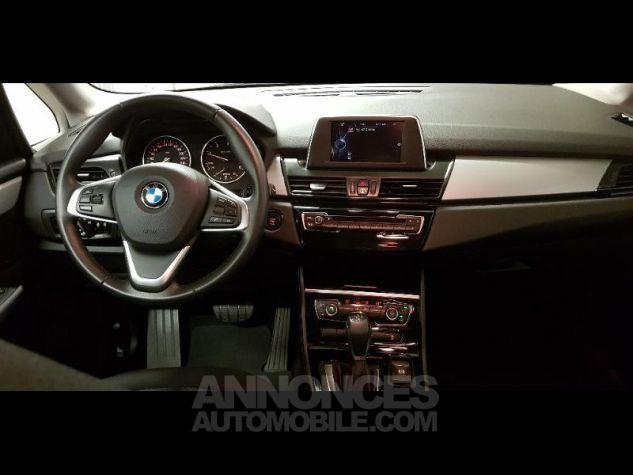 BMW Série 2 218dA 150ch Lounge GRIS C Occasion - 4