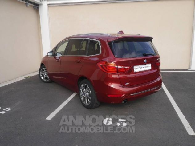 BMW Série 2 218dA 150ch Luxury Flamencorot Occasion - 1