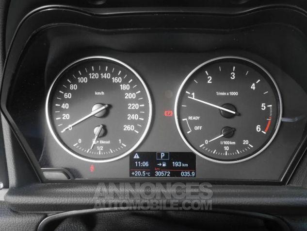BMW Série 2 218dA 150ch Luxury Flamencorot Occasion - 5