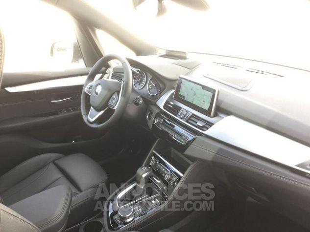 BMW Série 2 218dA 150ch Luxury Saphirschwarz Métal Occasion - 2