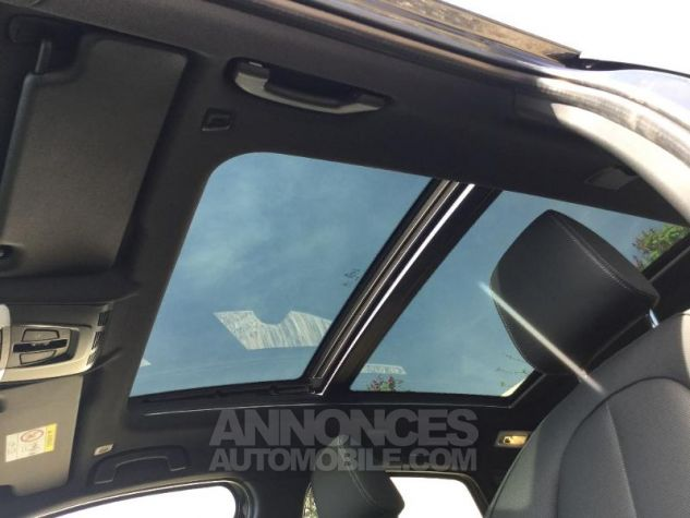 BMW Série 2 218dA 150ch Luxury Saphirschwarz Métal Occasion - 8